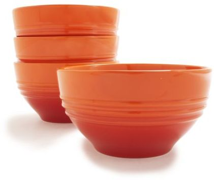 """Le Creuset Flame Cereal Bowl, 61⁄4"""""""