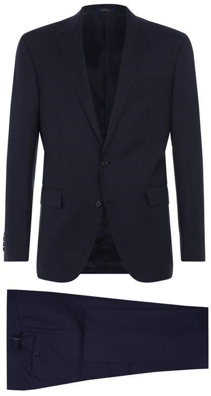 Polo Ralph Lauren Birdseye Wool Suit