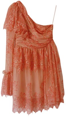 Alice McCall Pink Lace Dresses