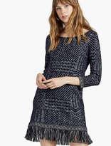 Lucky Brand Jacquard Dress