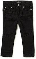 7 For All Mankind Baby Girls 12-24 Months Slimmy Denim Jeans