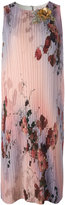 Antonio Marras floral print straight dress - women - Polyester/Spandex/Elastane - 42