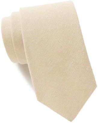 Isaac Mizrahi Linen Tie