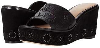 Donald J Pliner Indie (Black) Women's Sandals