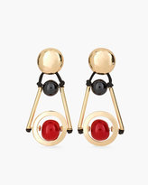 Chico's Melina Large Clip-on Earrings