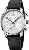 Calvin Klein City chronograph watch