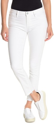 Articles of Society Carly Cropped Hem Jeans