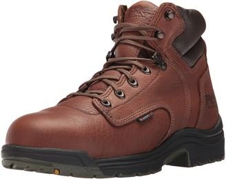 "Timberland Men's Titan 6"" Safety Toe Work Boot"