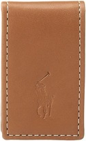 Polo Ralph Lauren Calf Leather Money Clip