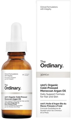 The Ordinary 100% Organic Cold-Pressed Moroccan Argan