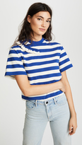 Golden Goose Deluxe Brand Gisa Striped T-shirt