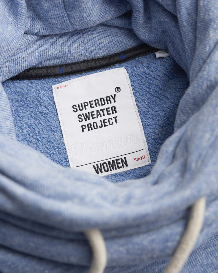 Superdry Nordic Funnel Neck Top