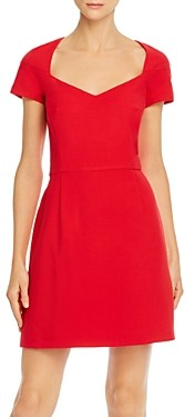French Connection Whisper A-Line Mini Dress