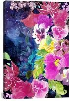 iCanvas 'Everlasting Flower - Darklord' Giclee Print Canvas Art