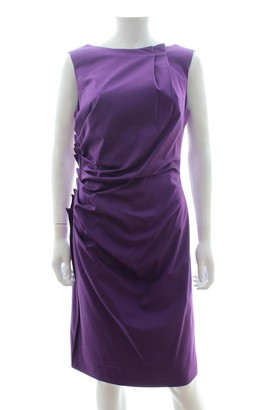 Christian Dior Purple Cotton Dresses