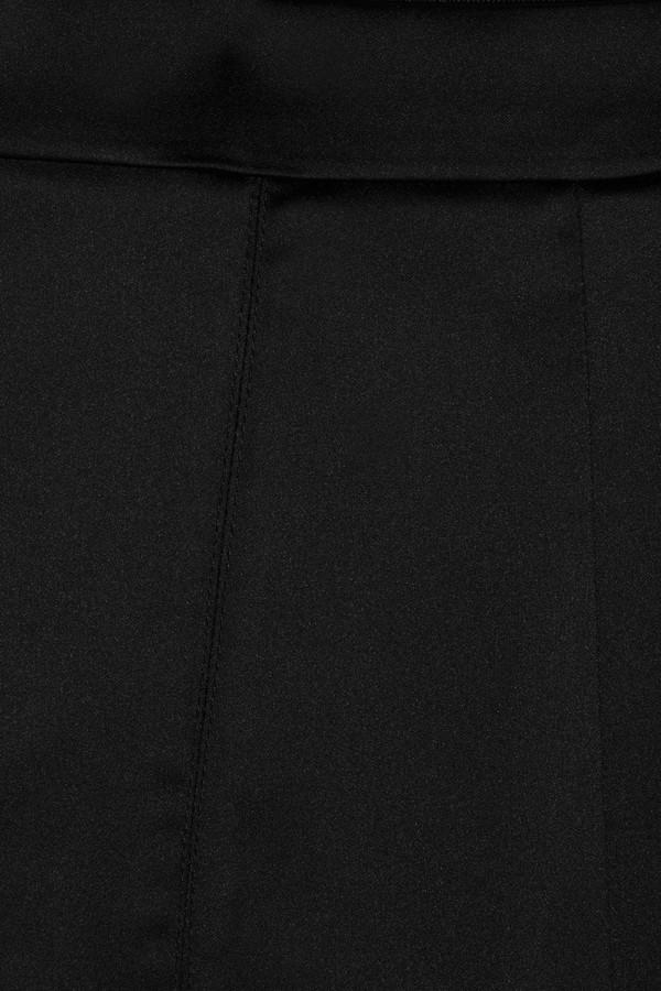 D&G Stretch-satin skinny pants