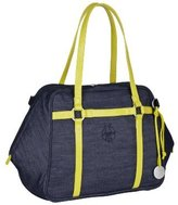 Haba Lassig Green Label Urban Diaper Bag, Denim Blue by Lassig