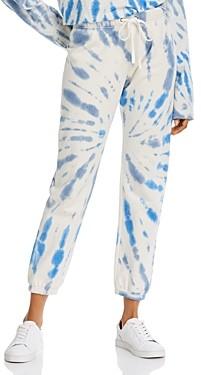 Pam & Gela Tie-Dyed Sweatpants