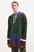 Urban Outfitters Marshall Hockey Pullover Hoodie Sweatshirt