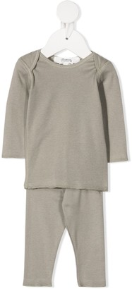 Bonpoint Displaced-Seam Pyjamas