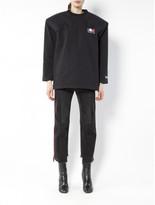 "Vetements Marianne"" sweatshirt"