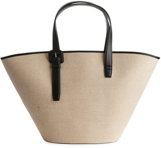 Arket Large Canvas Tote