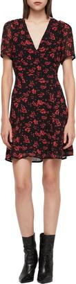 AllSaints Luca Eira Print Dress