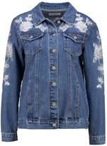 Glamorous Denim jacket mid blue wash