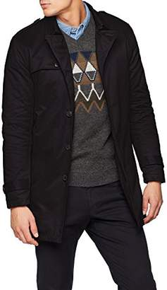Selected Men's Slhadams Trench Coat BLarge