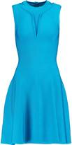 Issa Bay stretch-knit mini dress