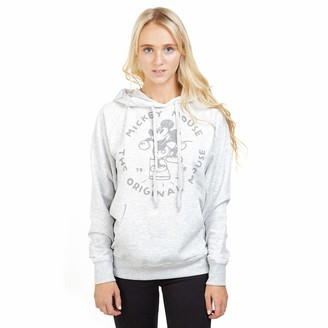 Disney Women's The Original Mouse Hoodie