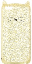 Kate Spade Glitter Cat Phone Case for iPhone 6 Plus Cell Phone Case