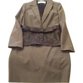 Valentino Green Wool Jacket