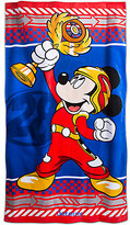 Disney Mickey Mouse Beach Towel - Mickey and the Roadster Racers - Personalizable