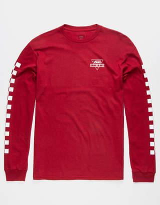 Vans Retro Tri Check Mens T-Shirt