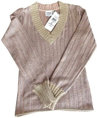 Herve Leger Pink Knitwear for Women