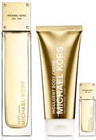 Michael Kors Deluxe Holiday Set - 148.00 Value