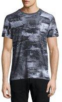 Belstaff Boyton Printed Short-Sleeve T-Shirt, Dark Gray