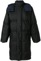 Stella McCartney oversized padded coat