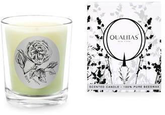 Qualitas Candles Rose Candle/ 6.5 oz.