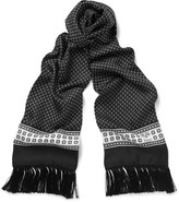 Dolce & Gabbana - Printed Silk Scarf