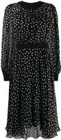 Dolce & Gabbana polka-dot dress
