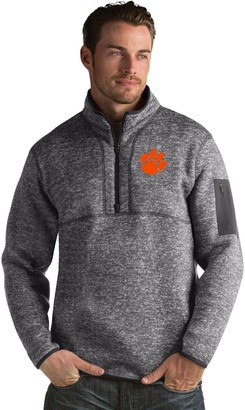 Antigua Men's Clemson Tigers Fortune Pullover
