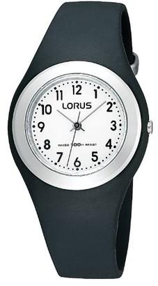 Lorus Unisex Analogue Quartz Watch with PU Strap R2395FX9