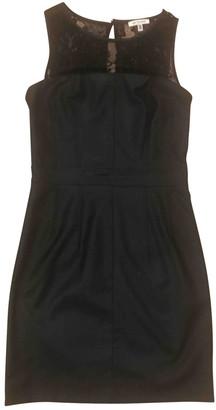 Gianfranco Ferre Black Wool Dress for Women