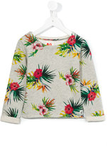 American Outfitters Kids - floral sweatshirt - kids - Cotton - 10 yrs