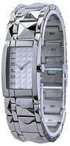 Esprit Women's ES102442004 Pure Silver Glam Rock Houston Classic Fashion Analog Wrist Watch