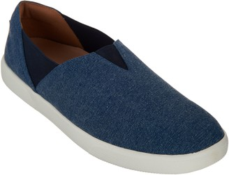 Canvas Slip On With Arch Support | Shop