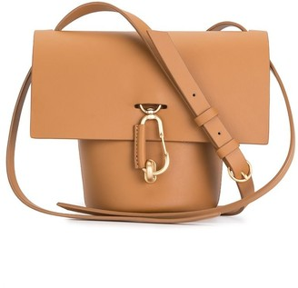 ZAC Zac Posen Belay mini leather crossbody bag