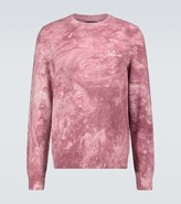 Thumbnail for your product : Amiri Marble tie-dye sweater
